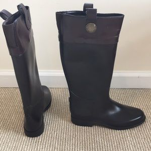 Banana republic boots, size 11 women's.